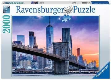 New York Skyline Jigsaw Puzzles;Adult Puzzles - image 1 - Ravensburger