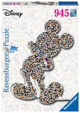 Shaped Mickey Puzzle;Puzzles adultes - Image 1 - Ravensburger