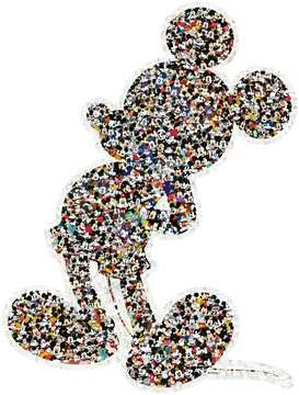 Shaped Mickey Puzzle;Puzzles adultes - Image 2 - Ravensburger