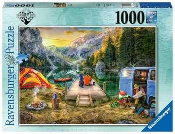 Calm Campsite Jigsaw Puzzles;Adult Puzzles - image 1 - Ravensburger
