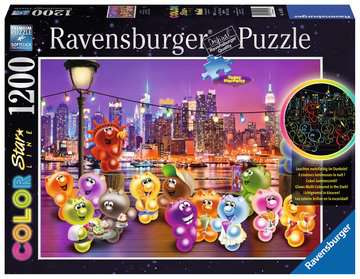 Pier Party Puzzle;Erwachsenenpuzzle - Bild 1 - Ravensburger