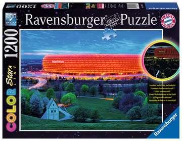 16187 Erwachsenenpuzzle Allianz Arena von Ravensburger 1