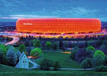 16187 Erwachsenenpuzzle Allianz Arena von Ravensburger 2