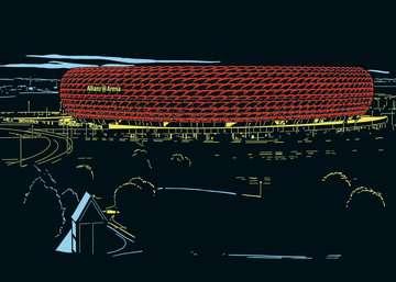16187 Erwachsenenpuzzle Allianz Arena von Ravensburger 3