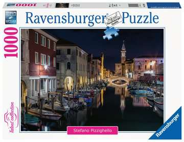 Canali di Venezia Puzzle;Puzzle da Adulti - immagine 1 - Ravensburger