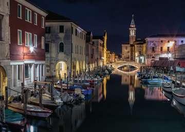 Canali di Venezia Puzzle;Puzzle da Adulti - immagine 2 - Ravensburger