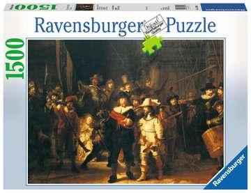 De Nachtwacht / La Ronde de nuit Puzzle;Puzzles adultes - Image 1 - Ravensburger