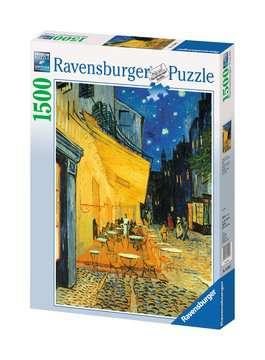 Van Gogh - Café Terrace at Night Jigsaw Puzzles;Adult Puzzles - image 2 - Ravensburger