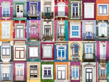 Portuguese Windows Jigsaw Puzzles;Adult Puzzles - image 2 - Ravensburger