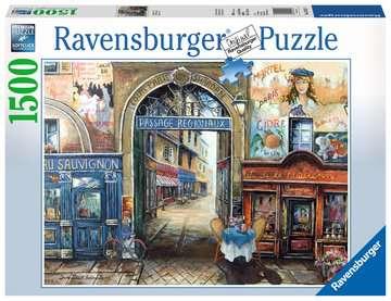Passage in Paris Puzzle;Erwachsenenpuzzle - Bild 1 - Ravensburger