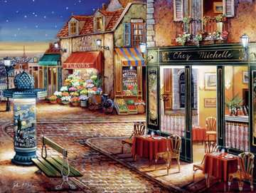 Le coin secret de Paris Puzzles;Puzzles pour adultes - Image 2 - Ravensburger