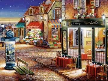 Paris s Secret Corner Jigsaw Puzzles;Adult Puzzles - image 3 - Ravensburger