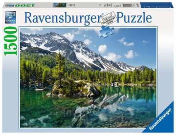 16282 Erwachsenenpuzzle Bergmagie von Ravensburger 1