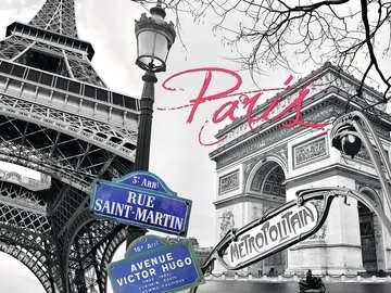 Puzzle 1500 p - My Paris Puzzle;Puzzle adulte - Image 2 - Ravensburger