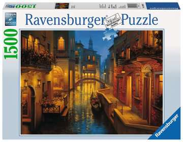 Waters of Venice Jigsaw Puzzles;Adult Puzzles - image 1 - Ravensburger