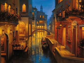 Waters of Venice Jigsaw Puzzles;Adult Puzzles - image 2 - Ravensburger