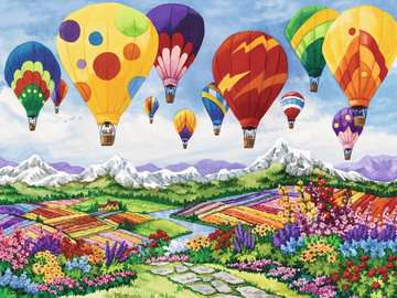 Spring is in the Air Jigsaw Puzzles;Adult Puzzles - image 2 - Ravensburger