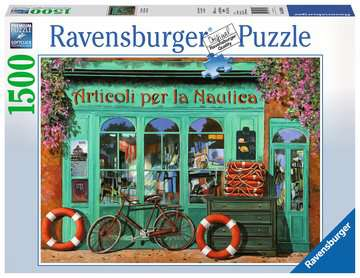The Red Bicycle Jigsaw Puzzles;Adult Puzzles - image 1 - Ravensburger