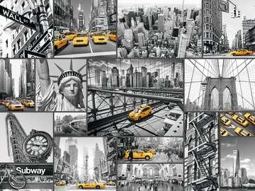 Macchie di colore a New York Puzzle;Puzzle da Adulti - immagine 2 - Ravensburger