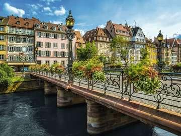 Strasburgo d'estate Puzzle;Puzzle da Adulti - immagine 2 - Ravensburger