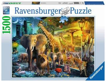The Portal Jigsaw Puzzles;Adult Puzzles - image 1 - Ravensburger
