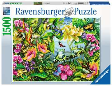 Find the Frogs Jigsaw Puzzles;Adult Puzzles - image 1 - Ravensburger