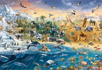 Our Wild World Jigsaw Puzzles;Adult Puzzles - image 2 - Ravensburger