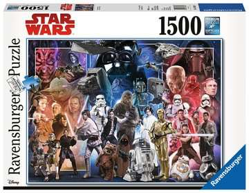 Star Wars Universe Jigsaw Puzzles;Adult Puzzles - image 1 - Ravensburger