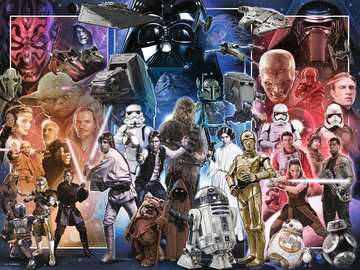 Star Wars Universe Jigsaw Puzzles;Adult Puzzles - image 2 - Ravensburger