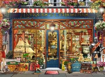 Antiques & Curiosities, 500pc Puslespil;Puslespil for voksne - Billede 2 - Ravensburger
