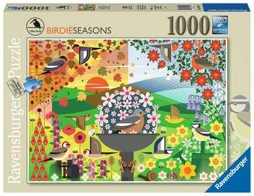 I Like Birds - Birdie Seasons, 1000pc Puzzles;Adult Puzzles - image 1 - Ravensburger
