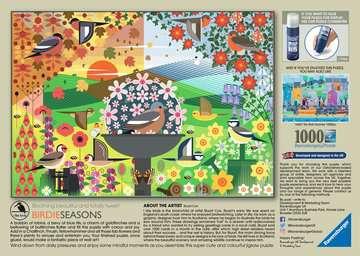 I Like Birds - Birdie Seasons, 1000pc Puzzles;Adult Puzzles - image 3 - Ravensburger