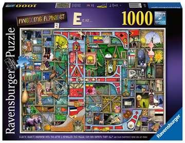 Awesome Alphabet E Puzzels;Puzzels voor volwassenen - image 1 - Ravensburger