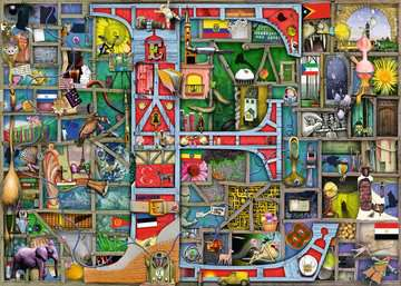 Awesome Alphabet E Puzzels;Puzzels voor volwassenen - image 2 - Ravensburger