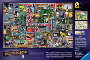 Awesome Alphabet E Puzzels;Puzzels voor volwassenen - image 3 - Ravensburger