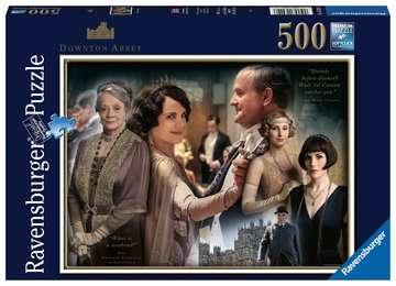 Downton Abbey, 500pc Puzzles;Adult Puzzles - image 1 - Ravensburger