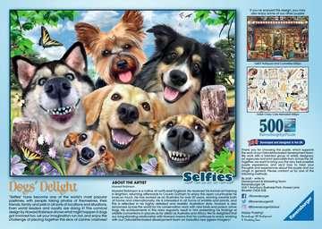 Vrolijke honden Puzzels;Puzzels voor volwassenen - image 3 - Ravensburger