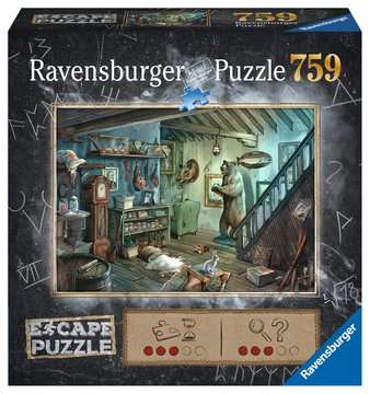 Forbidden Basement Jigsaw Puzzles;Adult Puzzles - image 1 - Ravensburger