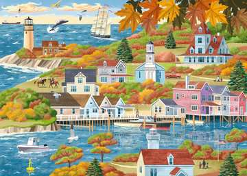 By Land & Sea Jigsaw Puzzles;Adult Puzzles - image 2 - Ravensburger