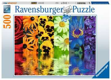 Floral Reflections Jigsaw Puzzles;Adult Puzzles - image 1 - Ravensburger