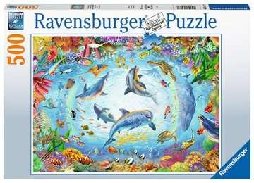 Cave Dive Jigsaw Puzzles;Adult Puzzles - image 1 - Ravensburger