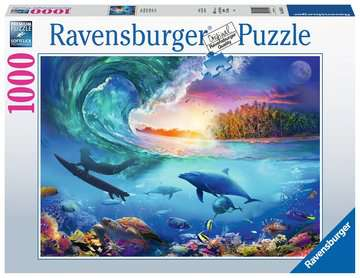 Catch a Wave Jigsaw Puzzles;Adult Puzzles - image 1 - Ravensburger