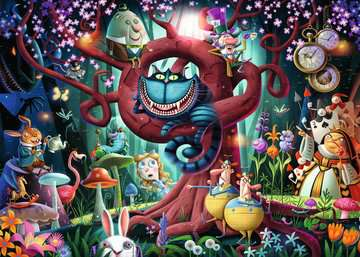 Almost Everyone is Mad (Alice in Wonderland), 1000pc Puzzles;Adult Puzzles - image 2 - Ravensburger
