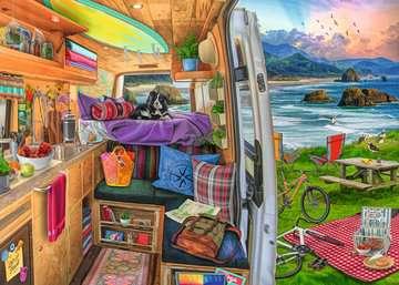 Rig Views Jigsaw Puzzles;Adult Puzzles - image 2 - Ravensburger