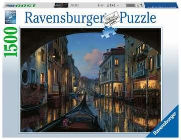Venitian Dreams Jigsaw Puzzles;Adult Puzzles - image 1 - Ravensburger