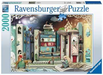 Novel Avenue Jigsaw Puzzles;Adult Puzzles - image 1 - Ravensburger