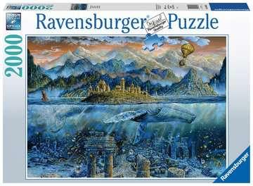 Wisdom Whale Jigsaw Puzzles;Adult Puzzles - image 1 - Ravensburger