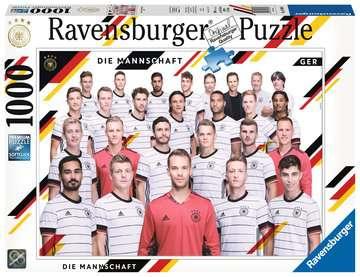 16480 Erwachsenenpuzzle Die Mannschaft von Ravensburger 1