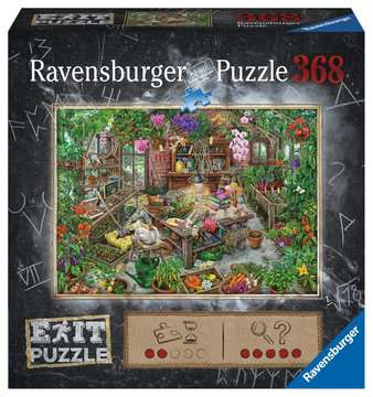 16483 Erwachsenenpuzzle Im Gewächshaus von Ravensburger 1