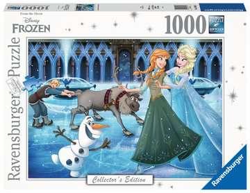 Disney Collector s Edition, Frozen, 1000pc Puslespil;Puslespil for voksne - Billede 1 - Ravensburger